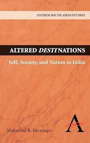 Altered Destinations af Makarand R Paranjape