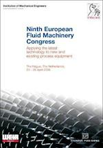 Ninth European Fluid Machinery Congress af Institution of Mechanical Engineers