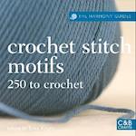Crochet Stitch Motifs (Harmony Guides)