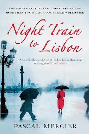 Night Train to Lisbon af Pascal Mercier