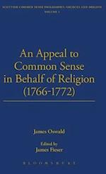 An Appeal to Common Sense in Behalf of Religion (1766-1772) af James Oswald