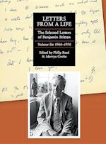 Letters from a Life: The Selected Letters of Benjamin Britten, 1913-1976 af Philip Reed
