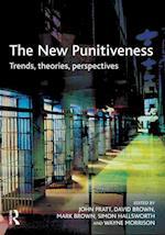 The New Punitiveness af Mark Brown, Wayne Morrison, David Brown