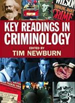 Key Readings in Criminology af Tim Newburn