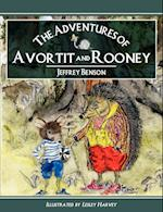 The Adventures of Avortit and Rooney af Jeffrey Benson