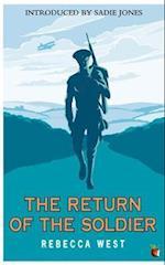 The Return of the Soldier af Sadie Jones, Rebecca West