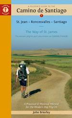 A Pilgrim's Guide to the Camino De Santiago af John Brierley