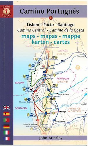 Camino Guides Camino Portugues af John Brierley