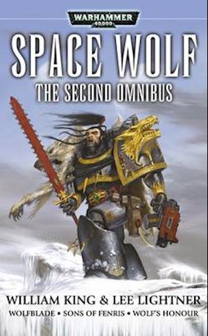 The Space Wolf Second Omnibus af Lee Lightner, William King