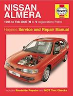 Nissan Almera Service and Repair Manual (Haynes Service and Repair Manuals)