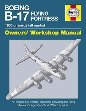 Boeing B-17 Flying Fortress Manual af Graeme Douglas
