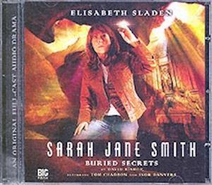 Buried Secrets af David Bishop, Elisabeth Sladen