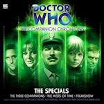 The Specials af Marc Platt, Jonathan Morris, Mark Morris