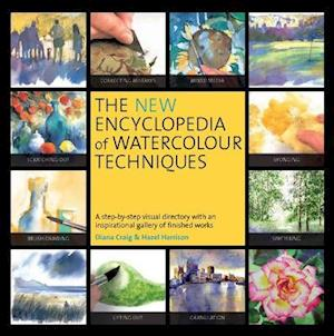 New Encyclopedia of Watercolour Techniques af Hazel Harrison