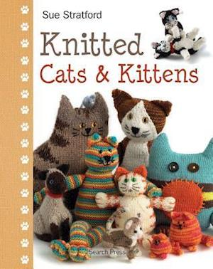 Knitted Cats & Kittens af Sue Stratford