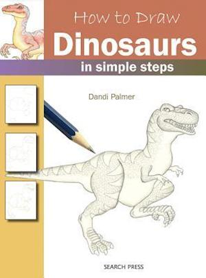 How to Draw Dinosaurs af Dandi Palmer