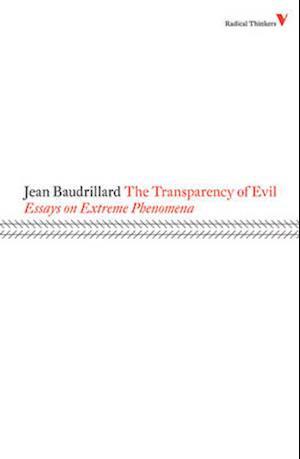 The Transparency of Evil af Jean Baudrillard