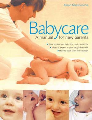Bog, paperback New Guide to Babycare af Alison Mackonochie