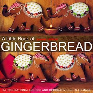 Bog, paperback A Little Book of Gingerbread af Joanna Farrow