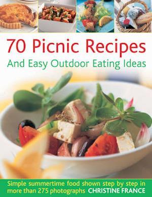 Bog, foldere 75 Picnics and Easy Outdoor Eating Ideas af Christine France
