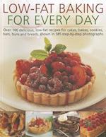 Low-Fat Baking for Every Day af Linda Fraser