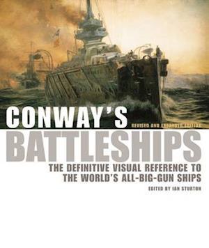 Conway's Battleships af Prezemyslaw Budzbon, Robert L Scheina, John Roberts