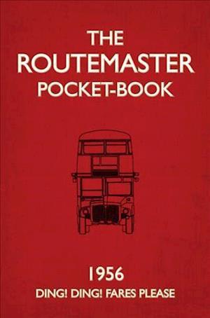 The Routemaster Pocket-book af Matthew Jones, John Lidstone