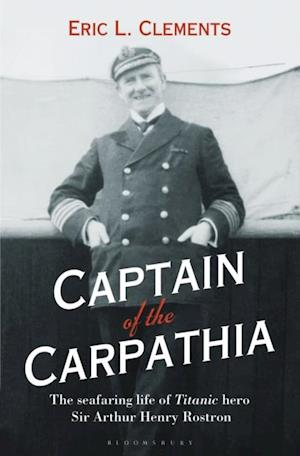 Captain of the Carpathia af Eric L. Clements