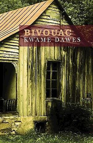 Bog, paperback Bivouac af Kwame Dawes