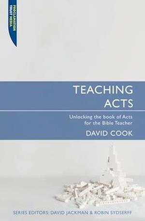 Teaching Acts af David Cook