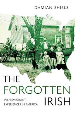 The Forgotten Irish af Damian Shiels