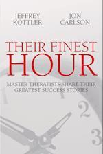 Their Finest Hour af Jon Carlson, Jeffrey A Kottler