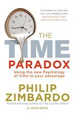 The Time Paradox af Philip G Zimbardo, John Boyd