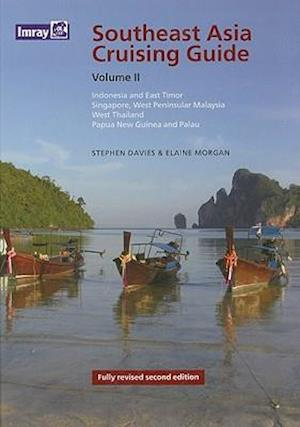 Cruising Guide to SE Asia af Stephen Davies, Elaine Morgan