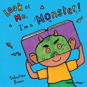 I'm a Monster! af Sebastian Braun