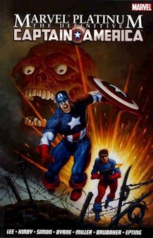 Marvel Platinum af Stan Lee, Jack Kirby