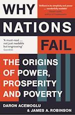 Why Nations Fail af Daron Acemoglu