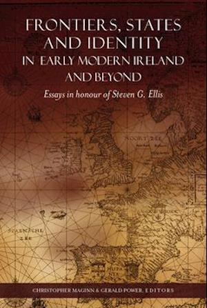 Bog, hardback Frontiers, States and Identity in Early Modern Ireland and Beyond