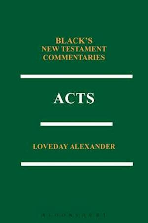 Acts: Black's New Testament Commentaries Series af Loveday Alexander