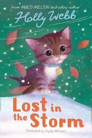 Lost in the Storm af Holly Webb, Sophy Williams