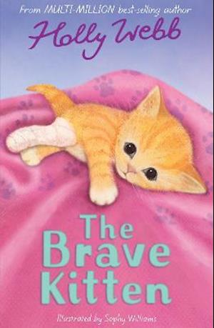 The Brave Kitten af Holly Webb