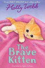 The Brave Kitten af Holly Webb
