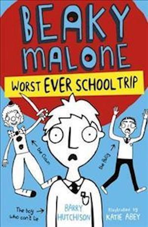 Bog, paperback Worst Ever School Trip af Barry Hutchison