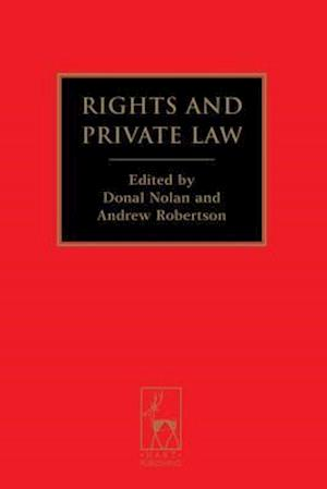 Rights and Private Law af Andrew Robertson