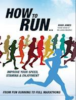 How to Run... af Hugh Jones