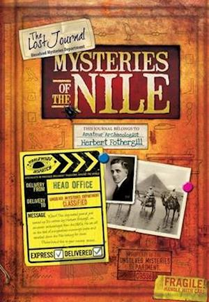 Mysteries of the Nile af Philip Steele, Mirella Monesi