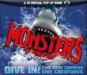 Monsters of the Deep af Nicola Davies