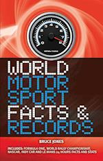 World Motor Sports Facts & Records af Bruce Jones