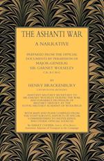 Ashanti War (1874) af Capt Henry Brackenbury Ra