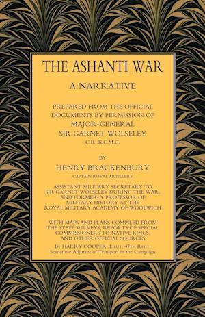 Bog, paperback Ashanti War (1874) af Capt Henry Brackenbury Ra